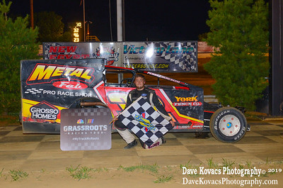 New Egypt Speedway - 8/3/19