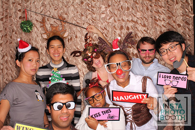 12.13.2013 - Harvard BCMP Holiday Party