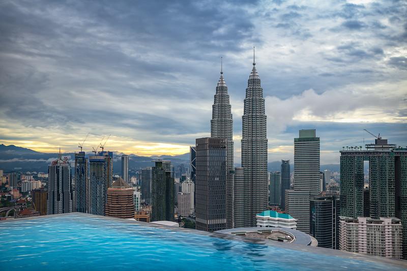 Monsoon Swim || Kuala Lumpur