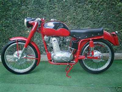 1955 Mondial 175 Turismo Veloce