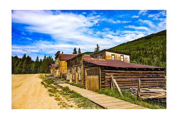 St. Elmo Ghost Town, Colorado