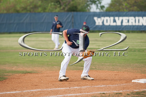 5-8-2015 Rock Ridge at Woodgrove Baseball (Varsity)