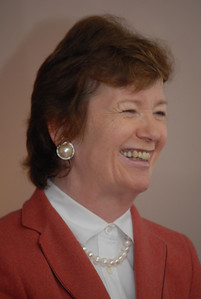 13EW Event:  Dinner with Mary Robinson (10/8/07)