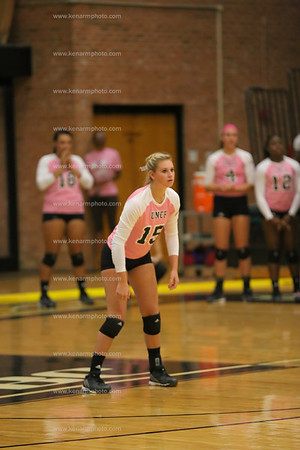 Pembroke volleyball 9/28/2015