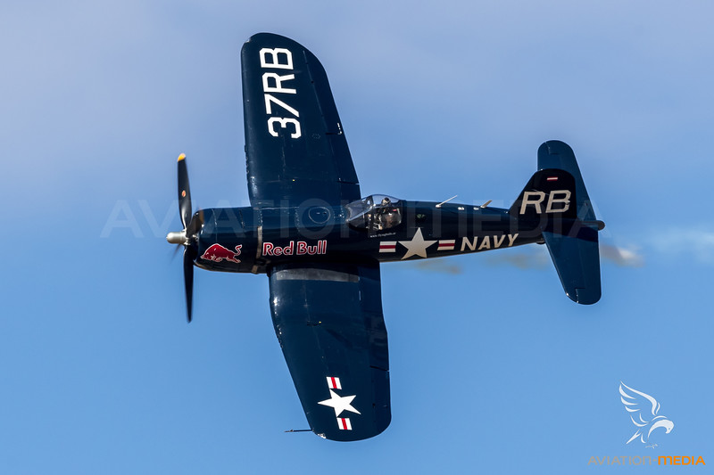 Flying Bulls / Chance-Vought F4U-4 Corsair / OE-EAS