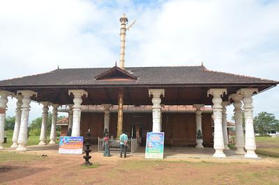 Madayi Kavu - Thiruvar Kadu Bhagavathi Temple