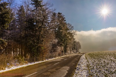 Winter Bözberg