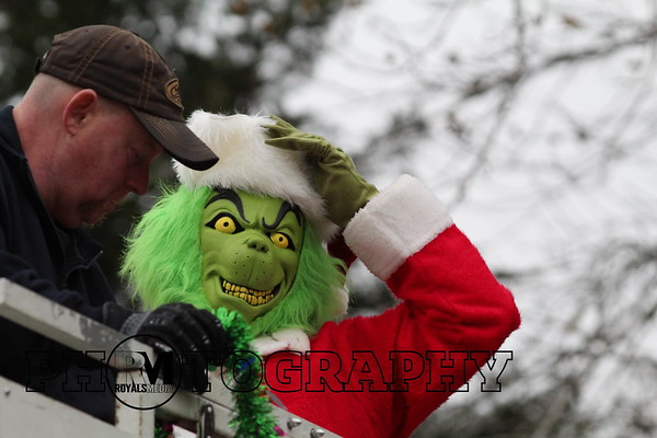 PG Christmas Parade 18-19