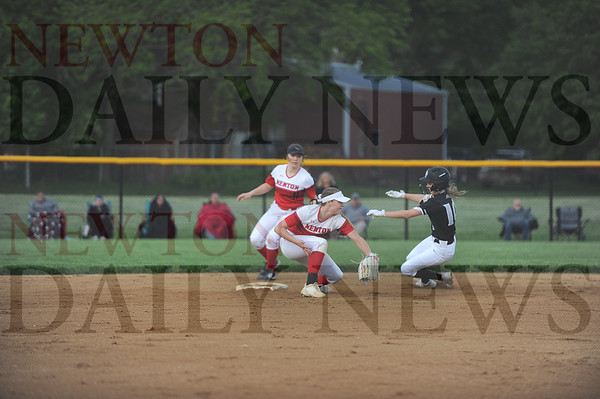 Newton softball vs. Ankeny Centennial 5-22-2019