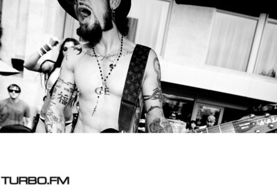 Dave Navarro -S.K.A.M Artists @ Hard Rock July 4th