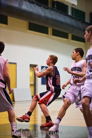 Basketball Soph SHS vs Timpanogos 2-3-2012