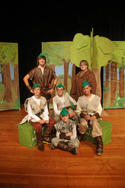 Group - Somewhat True Tale of Robin Hood - Arc Light Production