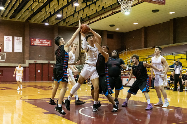 Willamette (M) vs. Northwest - Jan 12, 2019