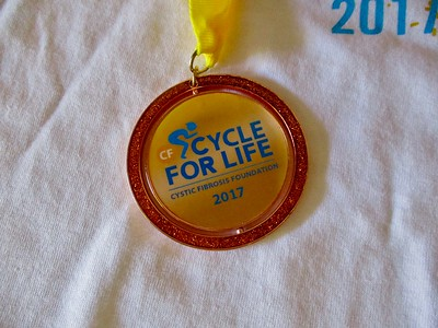 2017 Cystic Fibrosis Ride for Life