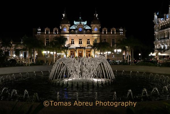 Monaco September 2021
