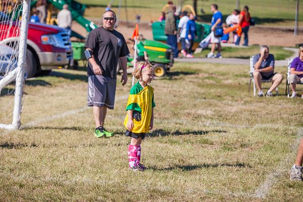 GSA Kindergarten Soccer