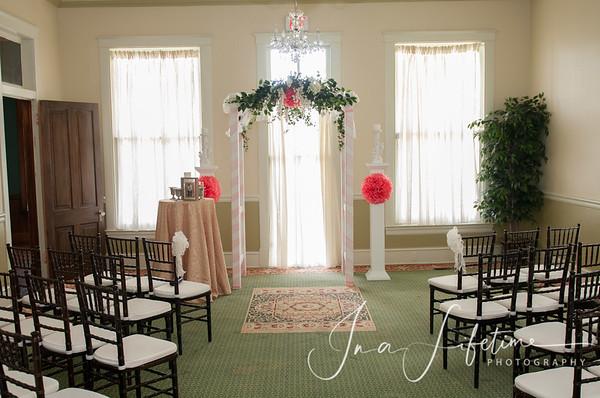 Vintage wedding, Historic Galveston Island Wedding Venue, The Lasker Inn. Galveston Wedding venue, wedding photography, bridal gown, Nathan Simmons
