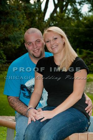 Tara and Brent