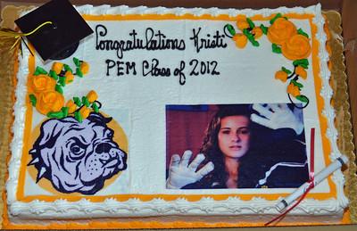 Kristi and Cody Graduation