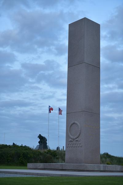 Monument at Utah Beach