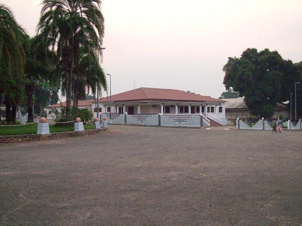 Dundo - Residência do Governador ( ao lado da K18)