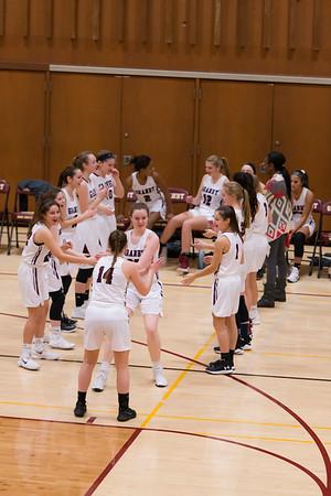 2018_02_08 Girls Basketball vs Rockville