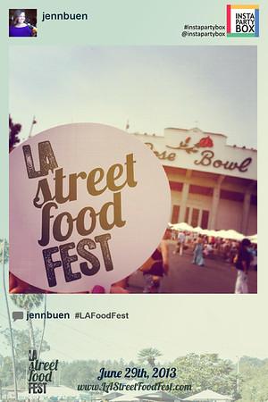 LA Street Food Fest 2013