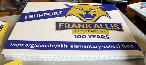 Frank Allis Elementary School 100th Anniversary Celebration 06.02.2018