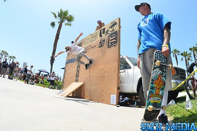 Bassride Bank-To-Wall Contest