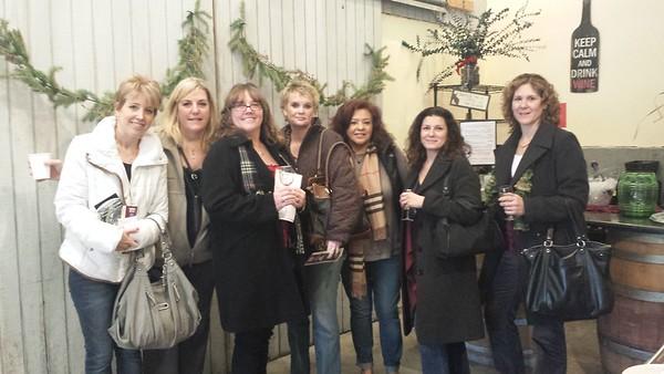 2014 Wine Tour
