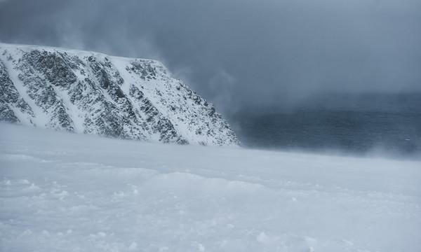 Near North Cape