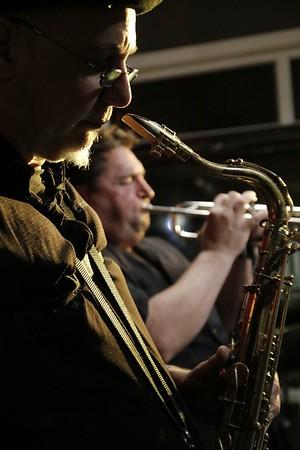Sacramento Classic Jazz Messengers at Shine 12 28 18