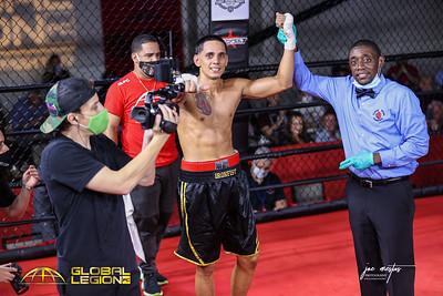 Iron Alvarez (W) vs Marcello Williams