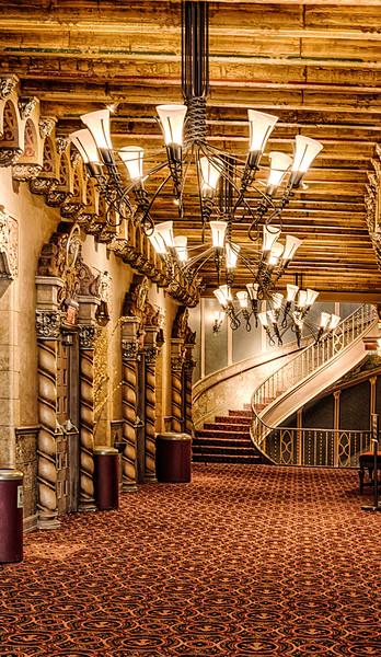 Orpheum Theatre Lobby