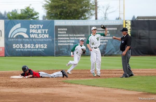 2017 West Linn Varsity Baseball