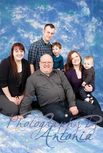 McBride Family Session