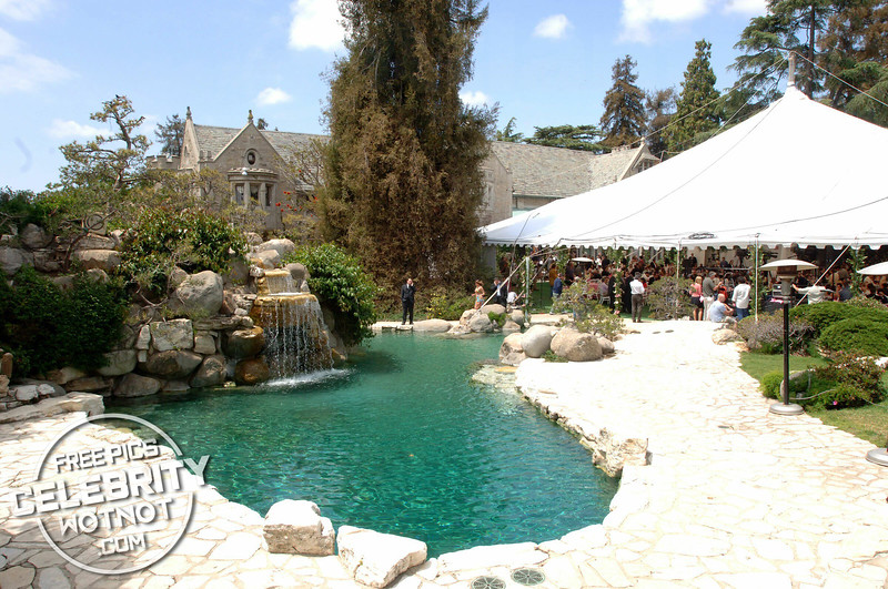 EXCLUSIVE: The Secret Playboy Mansion Games Room With Hidden Bedrooms, Gambling and Mirrored Walls, LA