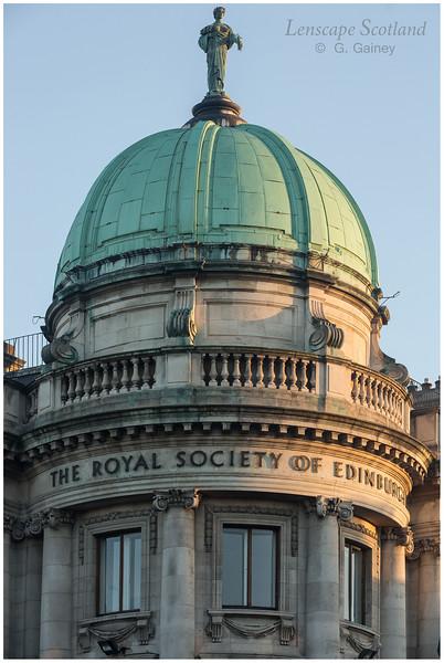 Royal Society of Edinburgh dome, George Street 2