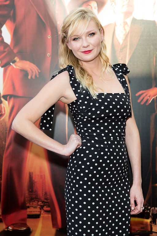 ". Kirsten Dunst arrives at the ""Anchorman 2: The Legend Continues\"" Australian premiere on November 24, 2013 in Sydney, Australia.  (Photo by Caroline McCredie/Getty Images for Paramount Pictures International)"