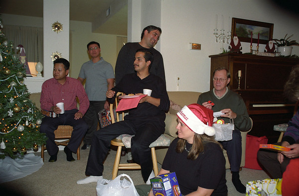 IC Christmas Party 2003
