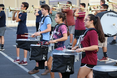 2018-2019 Devine Band  School Year