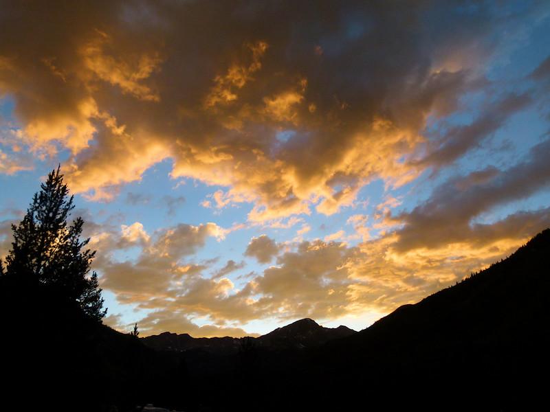 Sunset at Winfield