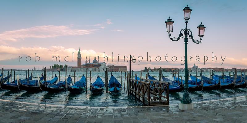 Venetian Vista , from Riva Degli Schiavoni , Venice