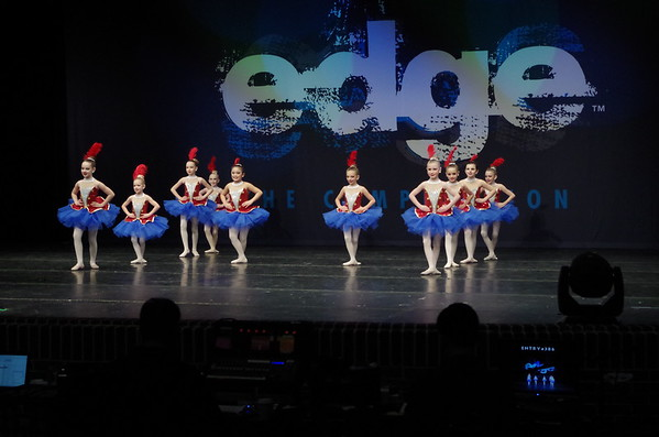 Edge Dance 2016 Petite Ballet