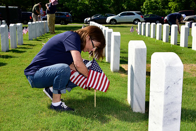 5-25-2019  Flag Placement
