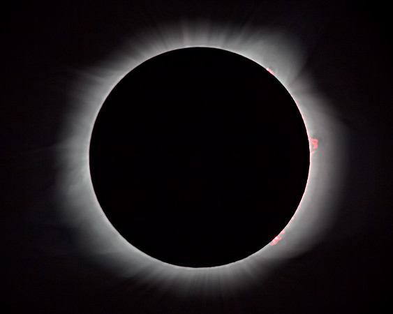 Total Solar Eclipse - August 21, 2017 - Images