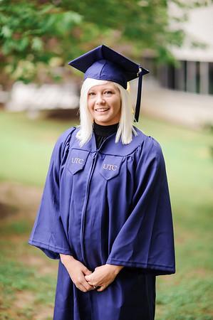 Danielle Morrow Graduation 2018