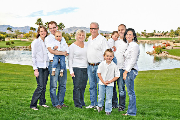 The Jueckstock Family