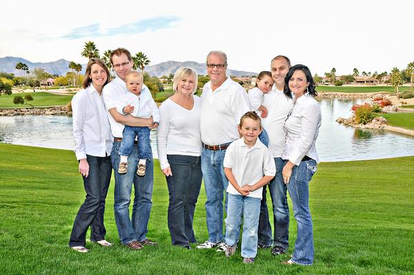 The Jueckstock Family