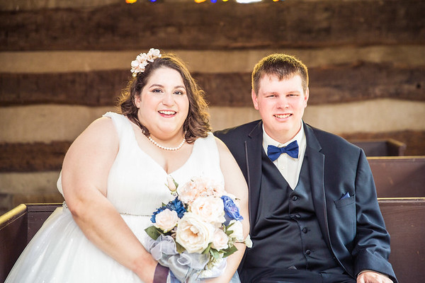 Callihan Wedding